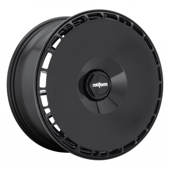 "Rotiform AeroDisc 18"" Set - Black"