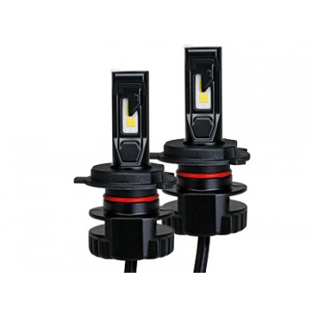 LED polttimopari H4