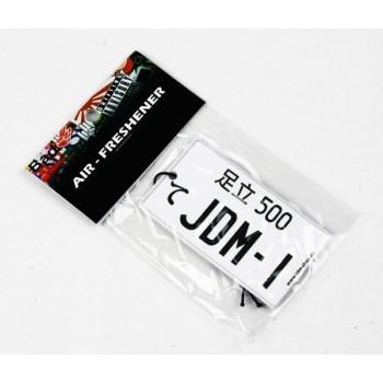 JDM-1 rekisterikilpi...