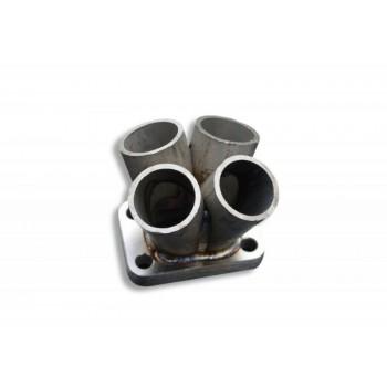 Turbopakosarjan kollektori T3