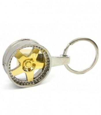 5-arms wheel Avaimenperä Gold